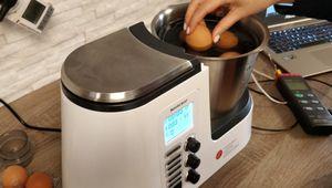Labo – L'œuf parfait préparé au robot-cuiseur de Lidl