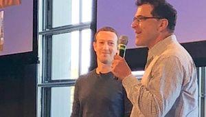 Facebook perd son directeur de la communication