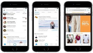 Facebook: bientôt des publicités vidéo dans Messenger