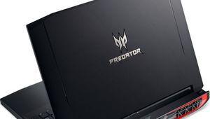 Soldes 2018 – Le portable Acer Predator G9 avec une GTX 1070 à 1535€