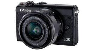 [MàJ] Soldes 2018 – L'hybride Canon EOS M100 à 400€