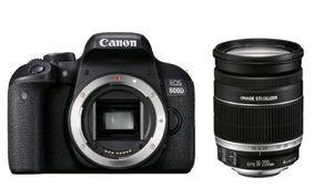 Soldes 2018 – Reflex Canon 800D avec zoom 18-200 mm à 919€