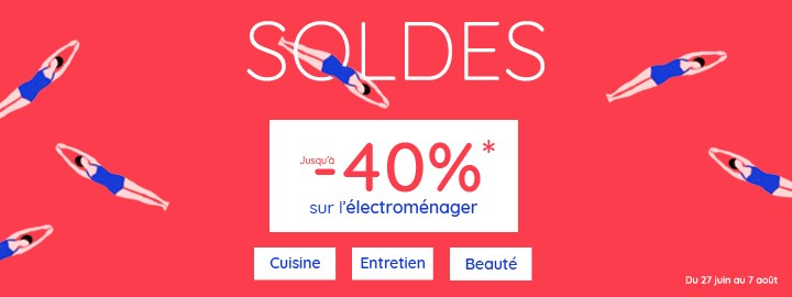 Redoute soldes