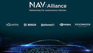 Voitures autonomes: naissance de la NAV Alliance