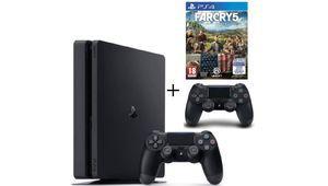 Bon plan – Une PS4 avec Far Cry 5 et une manette à 330€