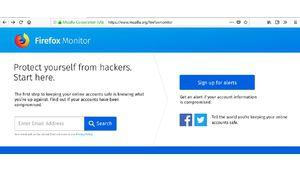 Firefox Monitor, un futur outil de sécurité très pratique