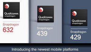 Qualcomm Snapdragon: renouvellement du milieu de gamme