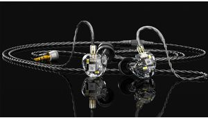 Les intra-auriculaires Velvet V2 de Earsonics passent Pro