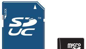 SD Express: des cartes mémoire ultra-rapides jusqu'à 128 To