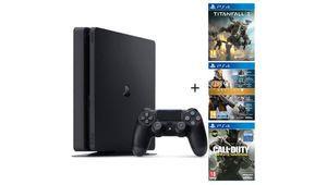 Bon plan– La PS4 avec trois jeux de tir à 290€