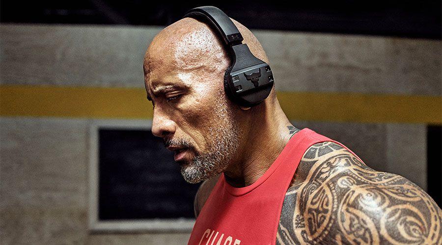 The Rock Lance Son Casque Audio Pour Le Sport Les Numériques