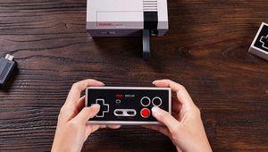 NES Classic Mini: bientôt un pad sans fil doté d'un bouton