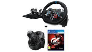 Bon Plan– Le volant Logitech avec le jeu GT Sport pour 239€