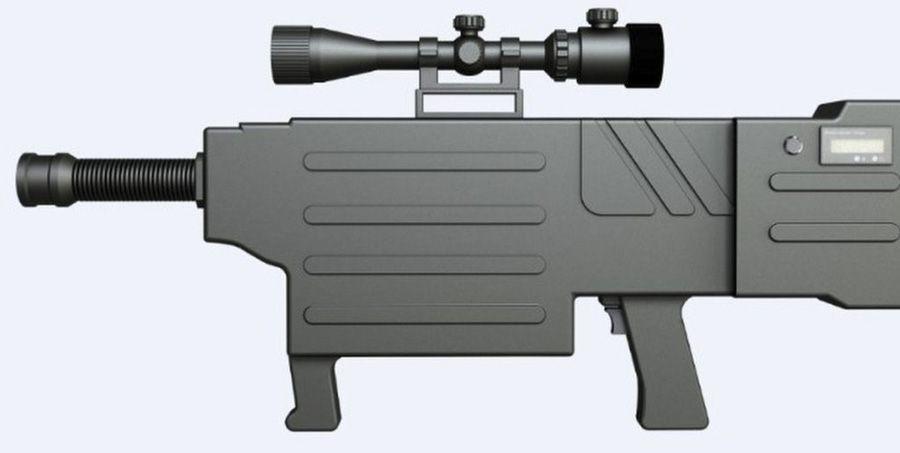 [MàJ] Ce fusil laser est très inquiétant mais existe-t-il vraiment?