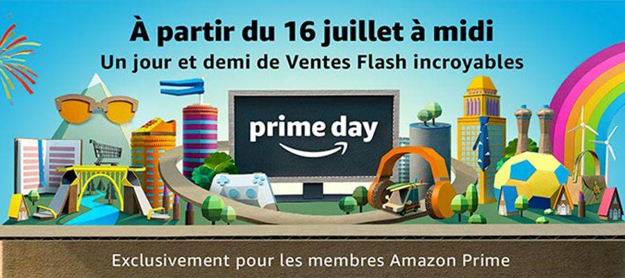 Amazon Prime Day: H-1, début à midi sur Les Numériques