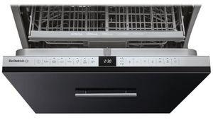 De Dietrich: un nouveau lave-vaisselle dans la gamme Fascination