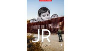 JR à l'honneur dans le nouvel album de RSF