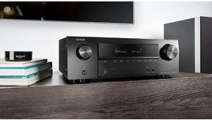 AVR-X2500H et X1500H: Denon présente deux nouveaux amplificateurs