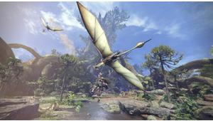 """""""Monster Hunter: World"""" arrive le 9 août sur PC"""