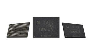La NAND 3D 96 couches en production chez Samsung