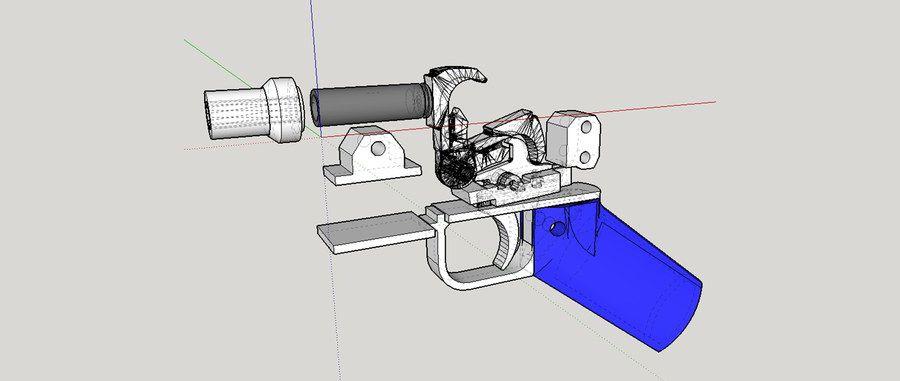 Modèles 3D d'armes à feu: la justice US ouvre la boîte de Pandore