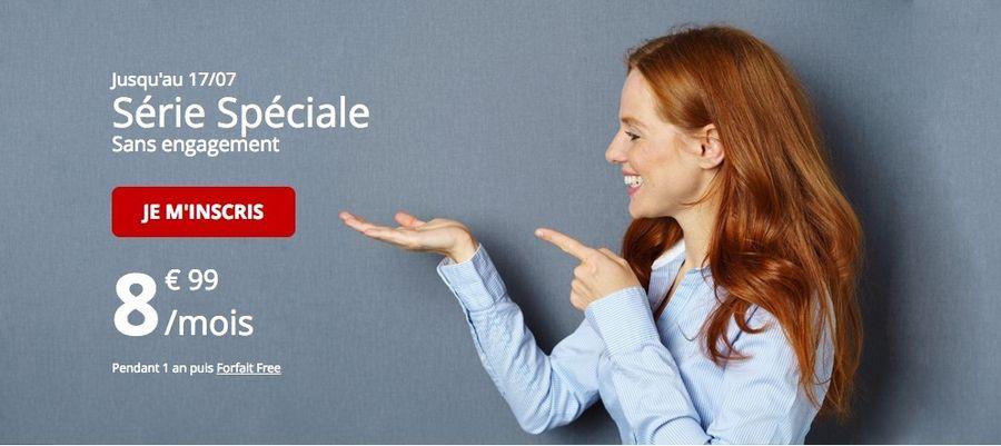Bon Plan Free Un Forfait Mobile A 8 99 Pour 50 Go D Internet