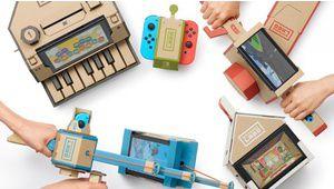 Nintendo Labo présente les vainqueurs de son concours de création