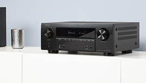 Denon présente ses nouveaux amplis, l'AVR-X3500H et l'AVR-X4500H