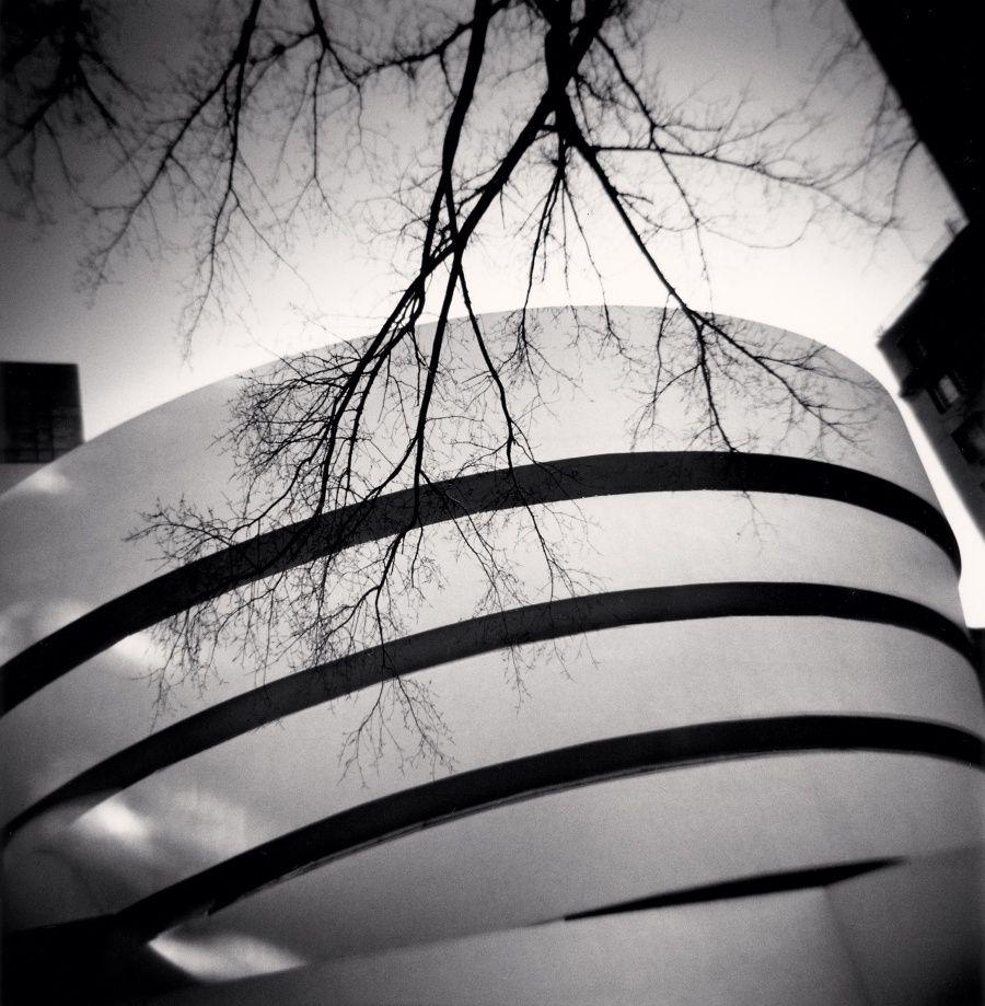 Guggenheim Museum, Study 1, New York, USA. 2010.jpg