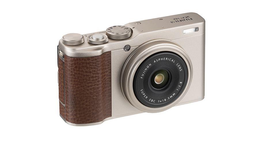 Fujifilm XF10 vue 3/4