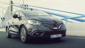 Rimac teste la conduite autonome à bord d'un Renault Grand Scénic