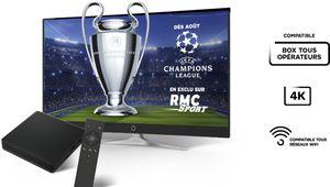 TV Connect: la box Android OTT de SFR pour accéder à RMC Sport