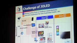 Joled espère produire des dalles Oled pour les téléviseurs