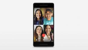 WhatsApp lance les conversations audio et vidéo groupées