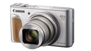 Canon PowerShot SX740 HS: vidéo4K et processeur Digic8