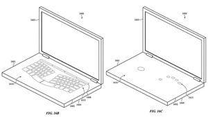Apple réfléchit à un MacBook doté d'un clavier virtuel
