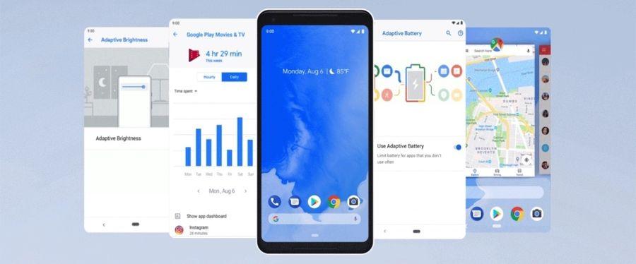 Google lance Android P (comme Pie) sur les Pixel