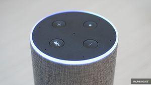 2% des utilisateurs d'Alexa feraient leurs achats sur Amazon