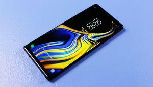 Samsung Galaxy Note 9: notre prise en main
