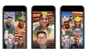 Facebook déploie des jeux en réalité augmentée pour Messenger