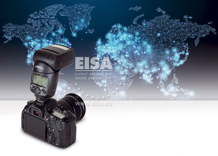 EISA PHOTO INNOVATION 2018-2019 Canon Speedlite 470EX-AI