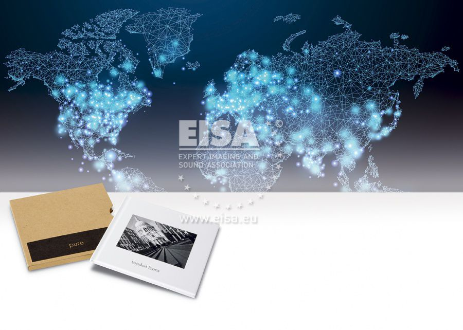 EISA PHOTO SERVICE 2018-2019 CEWE Photobook Pure