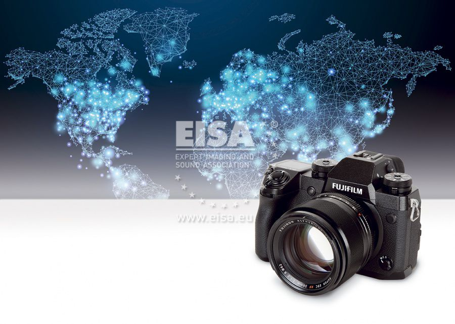 EISA MIRRORLESS CAMERA 2018-2019 Fujifilm X-H1