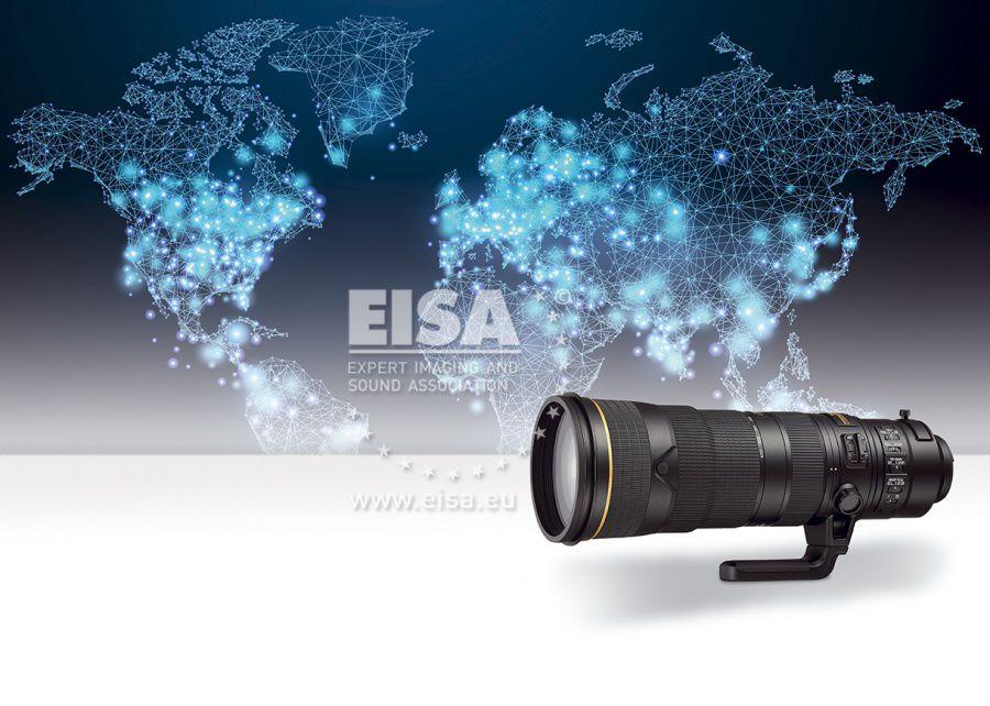 EISA PROFESSIONAL LENS 2018-2019 Nikon AF-S NIKKOR 180-400mm f/4E TC1.4 FL ED VR