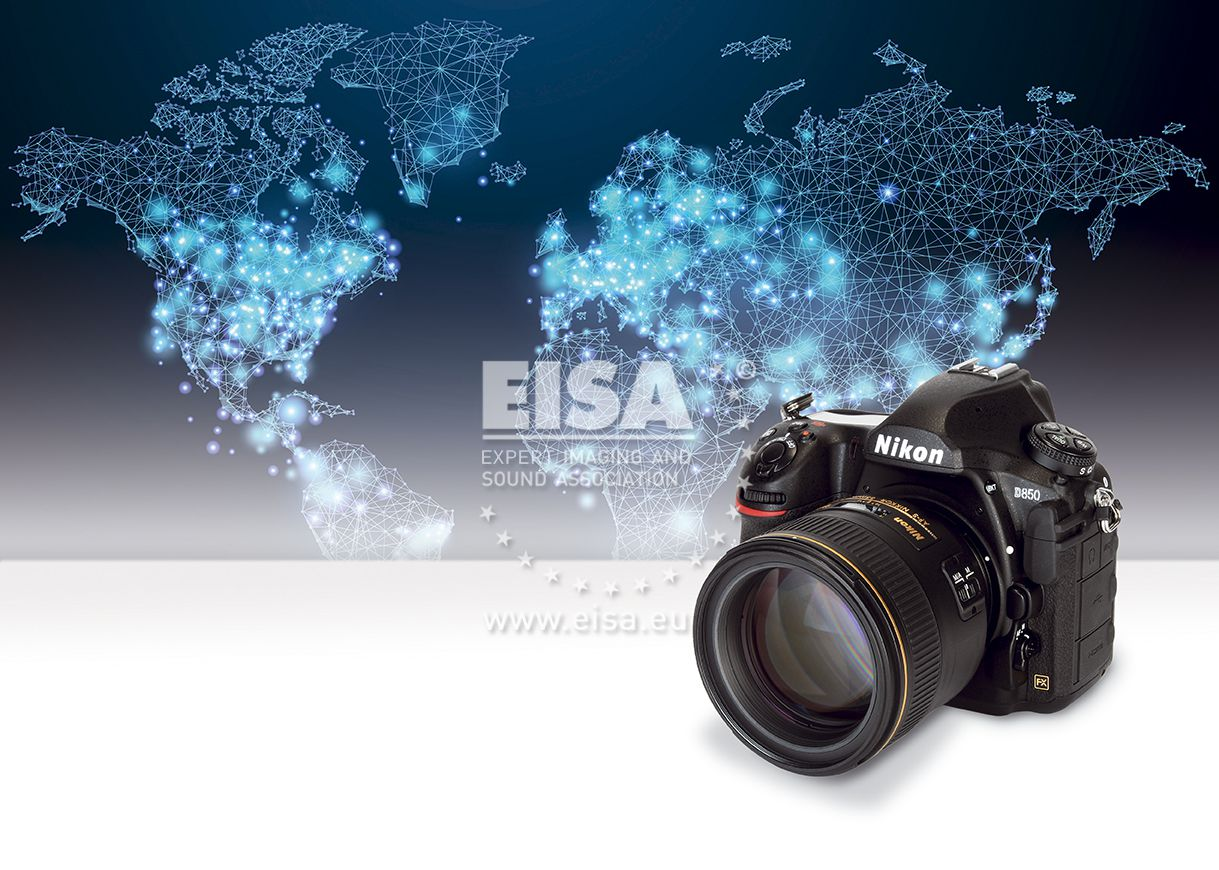 EISA Awards 2018/19 : PROFESSIONAL DSLR CAMERA