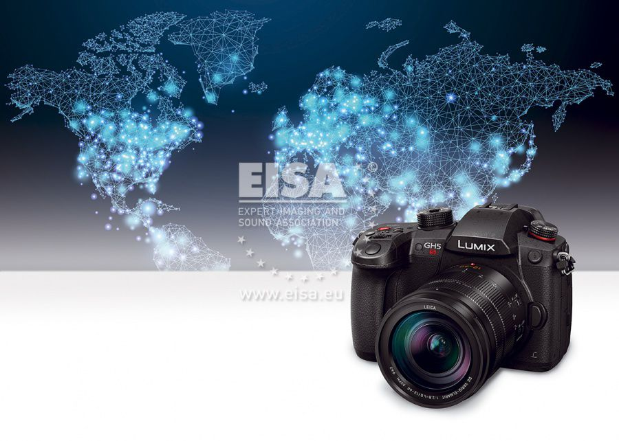 EISA PHOTO VIDEO CAMERA 2018-2019 (en collaboration avec le panel Video & Display) Panasonic LUMIX DC-GH5S