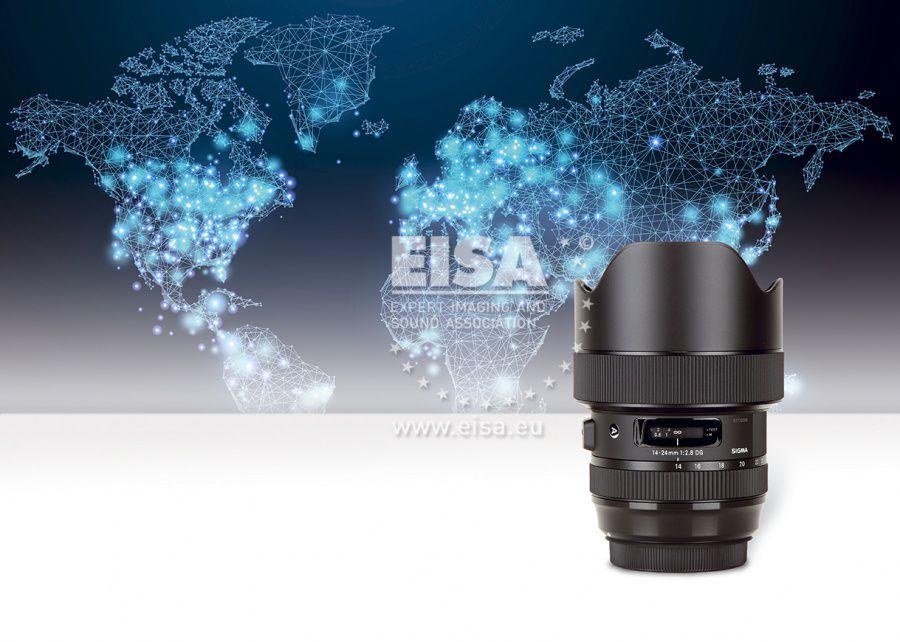EISA DSLR ZOOM LENS 2018-2019 SIGMA 14-24mm F2.8 DG HSM | Art