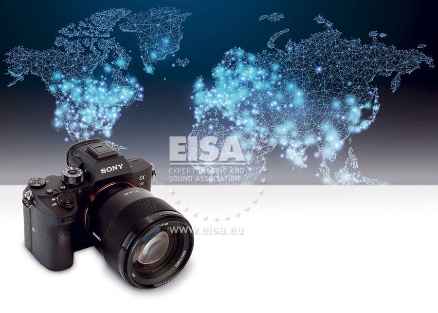 EISA PROFESSIONAL MIRRORLESS CAMERA 2018-2019 Sony α7R III