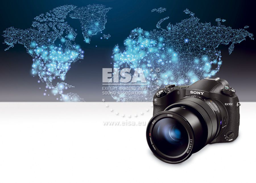 EISA SUPERZOOM CAMERA 2018-2019 Sony Cyber-shot RX10 IV