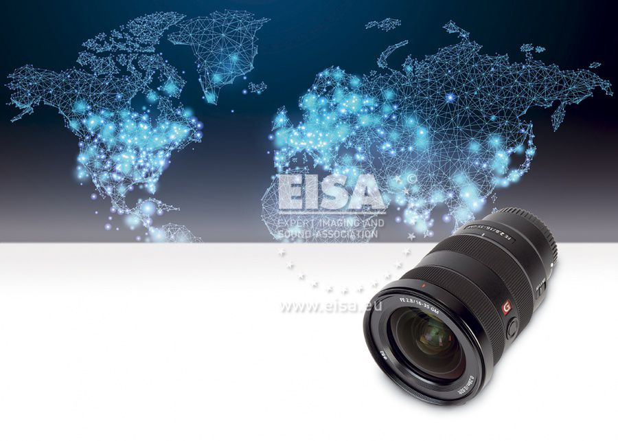 EISA MIRRORLESS WIDE-ANGLE ZOOM LENS 2018-2019 Sony FE 16-35mm F2.8 GM
